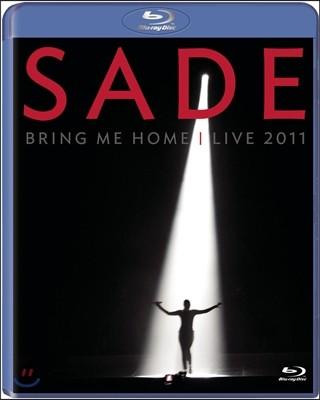 Sade (샤데이) - Bring Me Home: Live 2011 (브링 미 홈 라이브 2011 투어)
