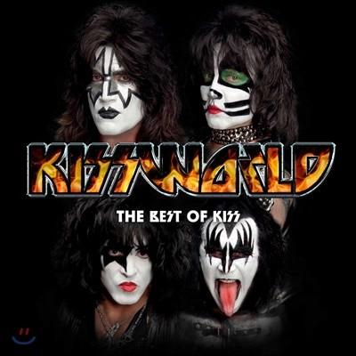 Kiss (키스) - KISSWORLD (The Best Of KISS) [2LP]