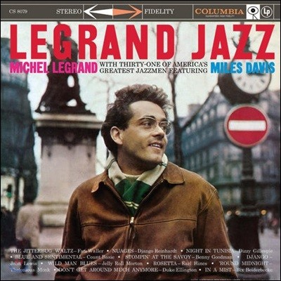 Michel Legrand (미셀 르그랑) - Legrand Jazz
