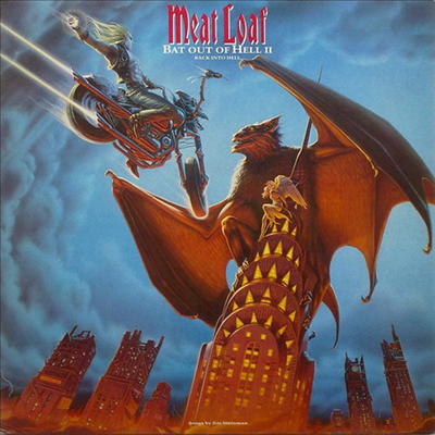 Meat Loaf - Bat Out Of Hell II: Back Into Hell (Vinyl)(2LP)