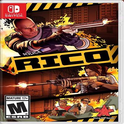 리코 (Rico) (Nintendo Switch)(영문반)