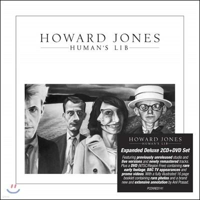 Howard Jones (하워드 존스) - Human's Lib (Expanded Deluxe Edition)