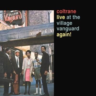 John Coltrane - Live At The Village Vanguard Again (US 수입)