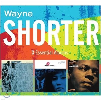 Wayne Shorter (웨인 쇼터) - 3 Essential Albums
