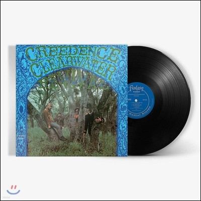 Creedence Clearwater Revival (크리던스 클리어워터 리바이벌) - Creedence Clearwater Revival [LP]