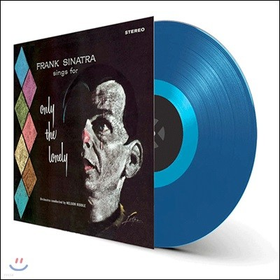 Frank Sinatra (프랭크 시나트라) - Only The Lonely [블루 컬러 LP]