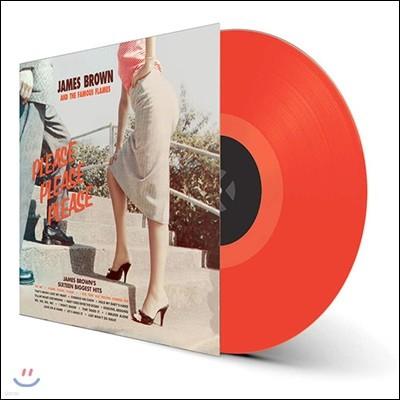 James Brown (제임스 브라운) - Please, Please, Please [레드 컬러 LP]