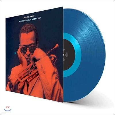 Miles Davis (마일즈 데이비스) - 'Round About Midnight [블루 컬러 LP]