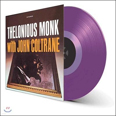 Thelonious Monk / John Coltrane - Thelonious Monk with John Coltrane [퍼플 컬러 LP]