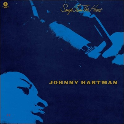 Johnny Hartman (조니 하트만) - Songs From The Heart [LP]