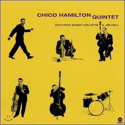Chico Hamilton (치코 해밀턴) - Chico Hamilton Quintet [LP]