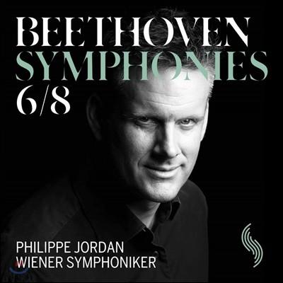 Philippe Jordan 베토벤: 교향곡 6번 전원, 교향곡 8번 (Beethoven: Symphonies Op. 68, 93)