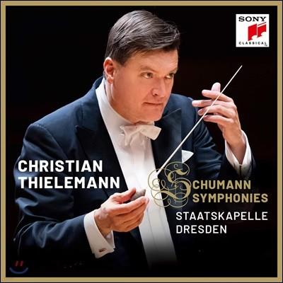 Christian Thielemann 슈만: 교향곡 전곡집 (Schumann: Symphonies Nos. 1-4)