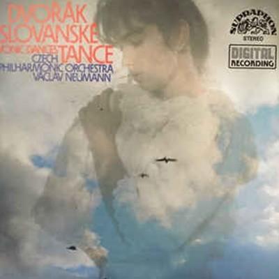 Vaclav Neumann / Dvorak : Slavonic dances (수입/110081)