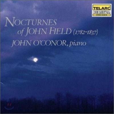 John O'Conor 존 필드 : 녹턴 (John Field : Nocturnes) 존 오코너