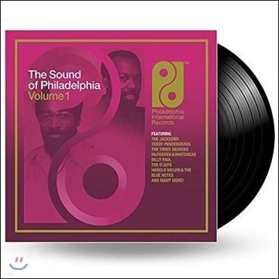 필라델피아 소울 뮤직 모음집 (The Sound Of Philadelphia Vol.1) [2LP]