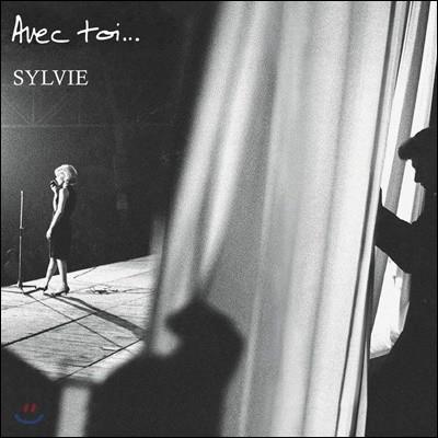 Sylvie Vartan (실비 바르탕) - Avec Toi… [화이트 컬러 LP]