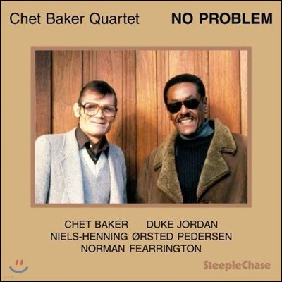 Chet Baker (쳇 베이커) - No Problem [LP]