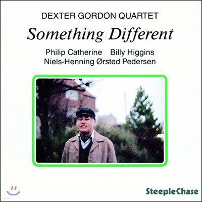 Dexter Gordon (덱스터 고든) - Something Different [LP]