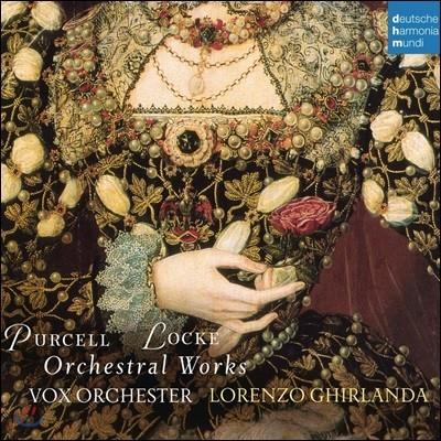 Lorenzo Ghirlanda 퍼셀 / 로크: 관현악 작품집 (Purcell / Locke: Orchestral Works)