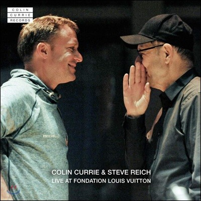 콜린 커리 / 스티브 라이히 라이브 공연 (Colin Currie & Steve Reich Live at Fondation Louis Vuitton)