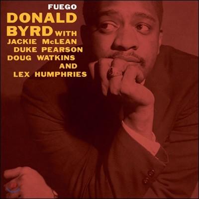 Donald Byrd (도널드 버드) - Fuego [LP]