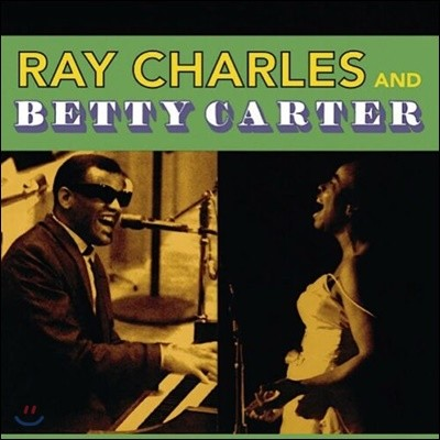 Ray Charles & Betty Carter (레이 찰스, 베티 카터) - Ray Charles And Betty Carter [LP]