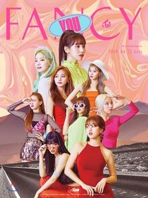 트와이스 (TWICE) - 미니앨범 7집 : Fancy You [A,B,C버전 중 1종 랜덤출고]