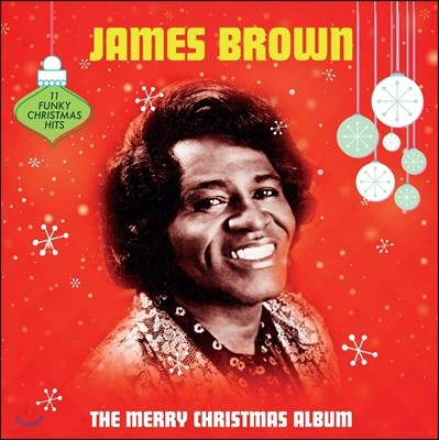 James Brown (제임스 브라운) - The Merry Christmas Album [LP]