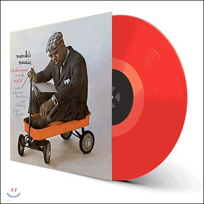 Thelonious Monk (텔로니어스 몽크) - Monk's Music [레드 컬러 LP]