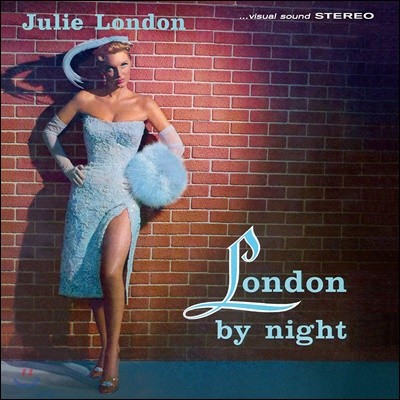 Julie London (줄리 런던) - London By Night [오렌지 컬러 LP]