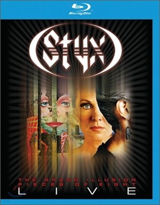 Styx - The Grand Illusion & Pieces Of Eight Live
