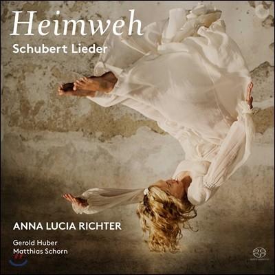 Anna Lucia Richter 슈베르트 가곡집 - '향수' (Heimweh - Schubert Lieder)