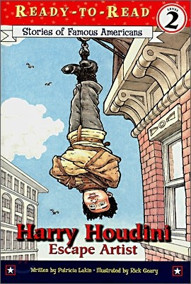 Ready-To-Read Level 2 : Harry Houdini : Escape Artist