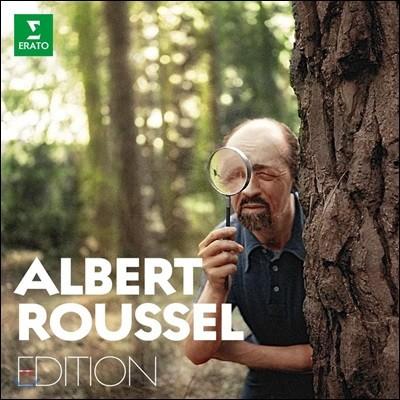알베르 루셀 탄생 150주년 기념 음반 (Albert Roussel Edition)