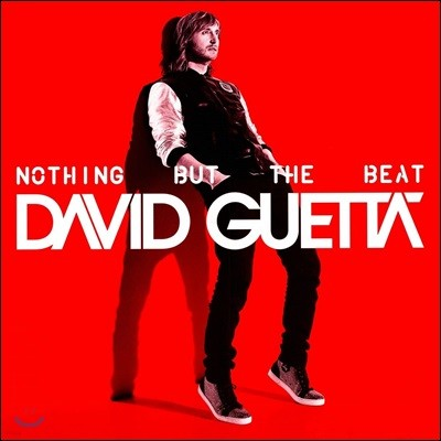 David Guetta (데이비드 게타) - Nothing But The Beat [레드 컬러 2LP]