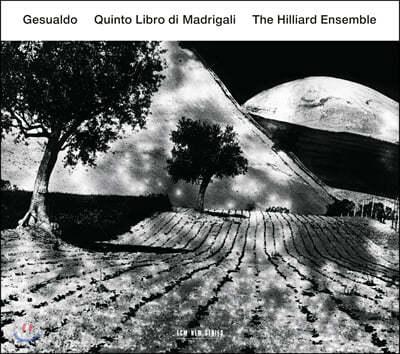 Hilliard Ensemble 제수알도: 마드리갈 5권 (Gesualdo: Madrigali libro quinto, 1611)