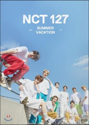엔시티 127 (NCT 127) - 2019 NCT 127 SUMMER VACATION KIT