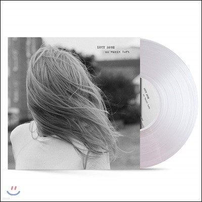 Lucy Rose (루시 로즈) - No Words Left 4집 [화이트 컬러 LP]