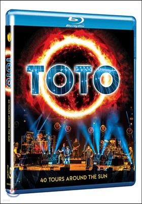 Toto (토토) - 40 Tours Around The Sun