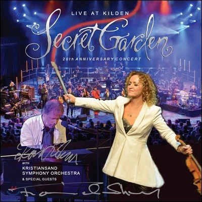 Secret Garden (시크릿 가든) - Live at Kilden: 20th Anniversay Concert (Germany, UK, Aus/NZ and Korea excluded)