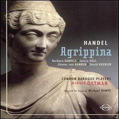 헨델 : 아그리피나 (Handel : Agrippina) (지역코드1)(한글무자막)(DVD) - Barbara Daniels