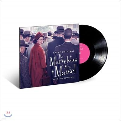 마블러브 미스 메이슬: 시즌 1 드라마 음악 (The Marvelous Mrs. Maisel: Season 1 OST) [LP]