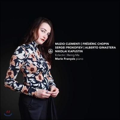 Marie Francois 마리 프랑수아즈 피아노 소나타 - 클레멘티 / 쇼팽 / 프로코피예프
