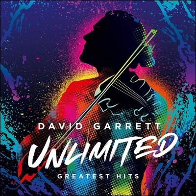 David Garrett - Unlimited: Greatest Hits 데이빗 가렛 베스트 앨범