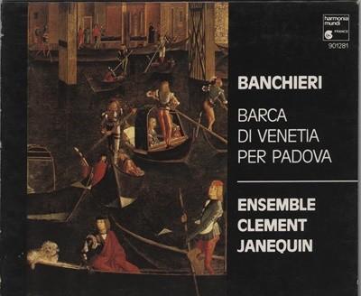 ENSEMBLE CLEMENT JANEQUIN - BANCHIERI
