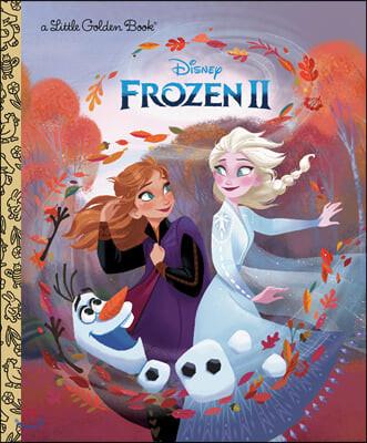 Disney Frozen 2 Little Golden Book 디즈니 겨울왕국 2 리틀 골든북 원서 그림책