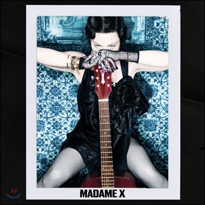 Madonna - Madame X 마돈나 정규 14집 [2CD 디럭스 에디션]