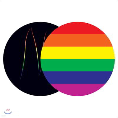 Madonna (마돈나) - Madame X 정규 14집 [레인보우 픽쳐 디스크 2LP]