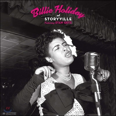 Billie Holiday (빌리 홀리데이) - At Storyville [LP]